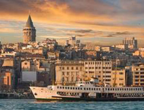 Sallie Portnoy is teaching at The Glass Furnace, Istanbul Turkey on June 22