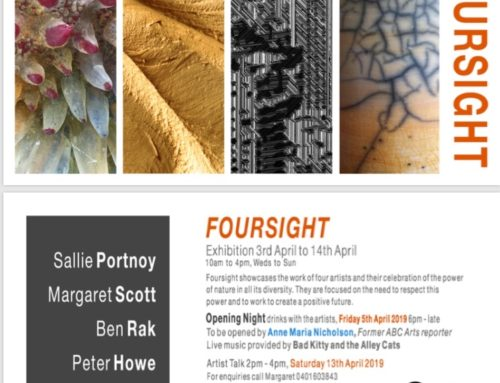 Next exhibition: FOURSIGHT